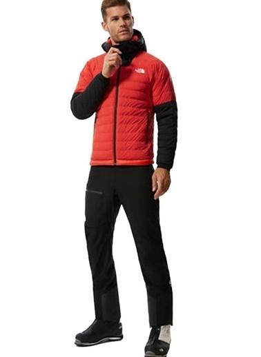 The North Face Summit L3 50/50 Erkek Mont Kırmızı/Siyah Renkli